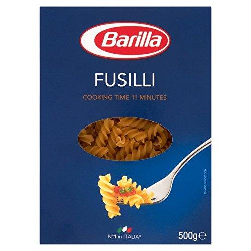 Barilla Fusilli - 500g (1.1lbs)