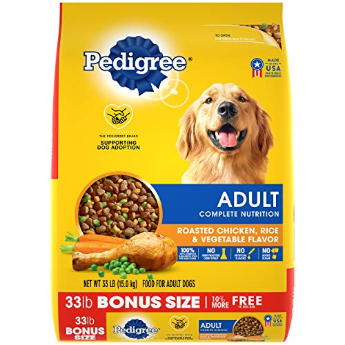 Complete Nutrition Adult Dry Dog Food Roasted Chicken