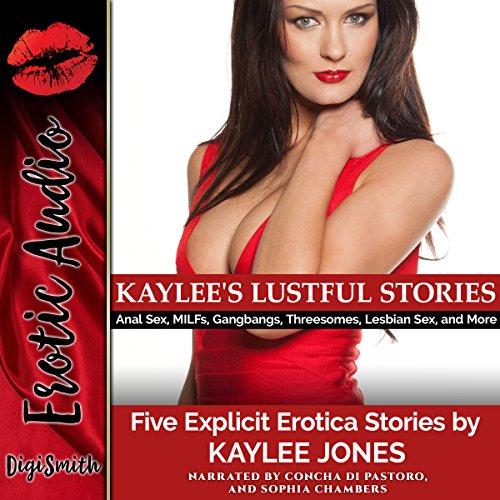 Kaylee's Lustful Stories Titelbild