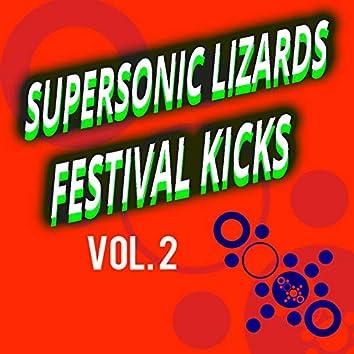 Festival Kicks, Vol. 2