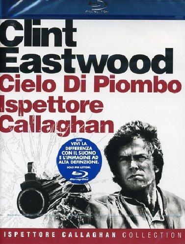 Cielo di piombo ispettore Callaghan [Blu-ray] [IT Import]