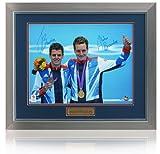 Foto Oficial de Brownlee Brothers firmada a Mano de los Juegos Olímpicos de Londres 2012, 40,6 x 30,5 cm