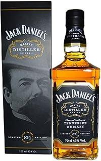 """Rarität: Jack Daniel""""s Master Distiller No 1 Limitierte Edition mit Geschenkkarton 0,7l - Tennessee Whiskey"""