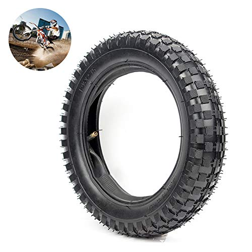 SUIBIAN Elektro-Scooter Reifen, 12 1 / 2x2.75 inneren und äußeren Reifen, geeignet für Mini-Motorrad / 49cc Kleine Leah/kleine Geländewagen-Reifen Zubehör
