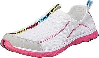 Women's Quick Drying Aqua Water Shoes Casual Walking Shoes
