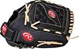 Rawlings RSB Series Baseball Glove, Regular, Slow Pitch, Basket-Web with Support Strap, 12-1/2 Inch