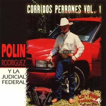 Corridos Perrones Vol. 1