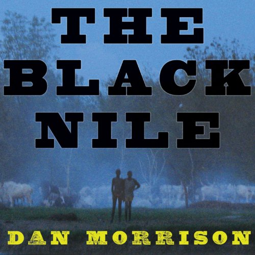 The Black Nile audiobook cover art