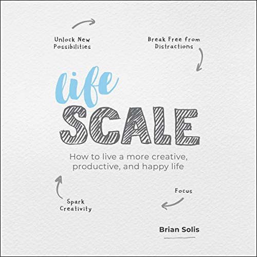 Lifescale audiobook cover art