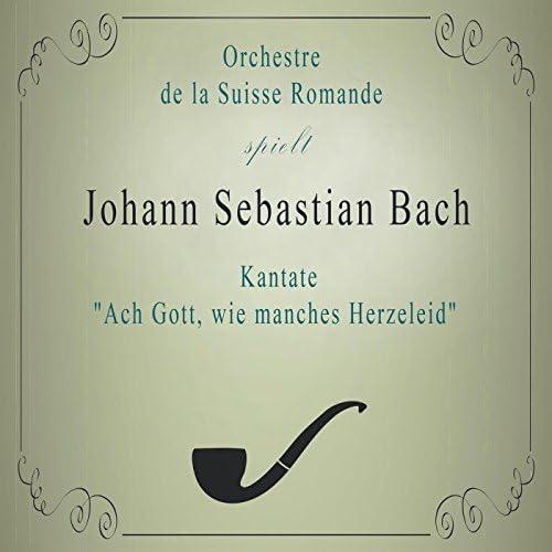 Orchestre de la Suisse Romande, Agnès  Giebel, Heinz Rehfuss & Lorand Fenyves