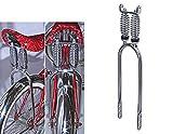 Lowrider 20' Bike Bicycle Dual Suspension Sissy BAR Chrome. Bike Part, Bicycle Part, Bike...