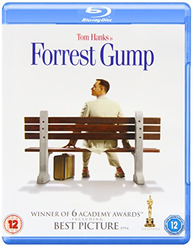 Forrest Gump [Edizione: Regno Unito] [Reino Unido] [Blu-ray]