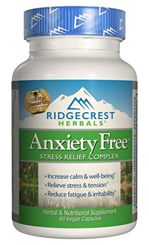 Ridgecrest Anxiety Free, Herbal and…
