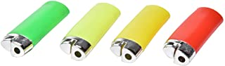 Supershopping Water Squirting Lighter Fake Lighter That Looks Real Joke Prank Trick Toy Party Trick Gag, Pack of 4