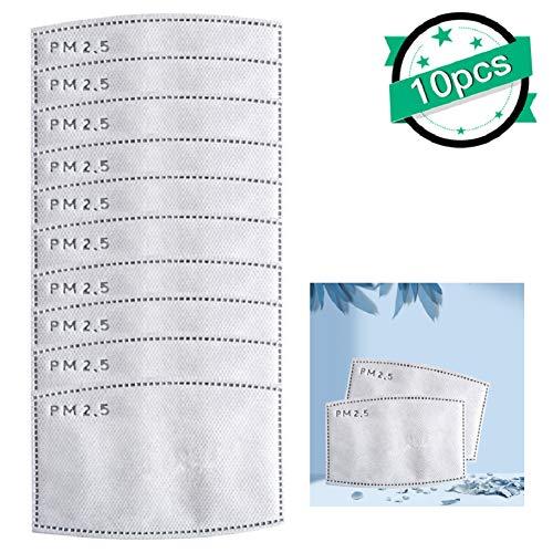 PM2.5 Austauschbare Filter für Erwachsene (10 PCS)