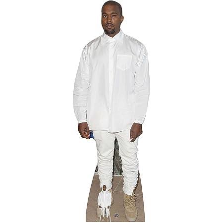 Star Cutouts Vida tamaño de cartón Cut out Kanye West, Multicolor