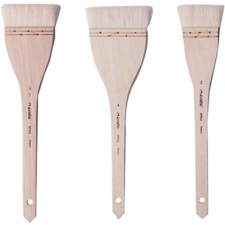 Royal and Langnickel Juego de 3 cepillos para el Pelo de Cabra tama/ño RART-100 tama/ño Grande