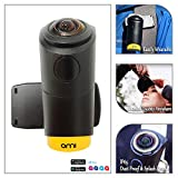 関連アイテム:OmiCamII アクションカメラ 4K高画質 防水カメラ 240度広角レンズ アクセサリー 多数バイクや自転車や車に取り付け可能 水中カメラ 防犯カメラ ウェアラブルカメラアクションカム