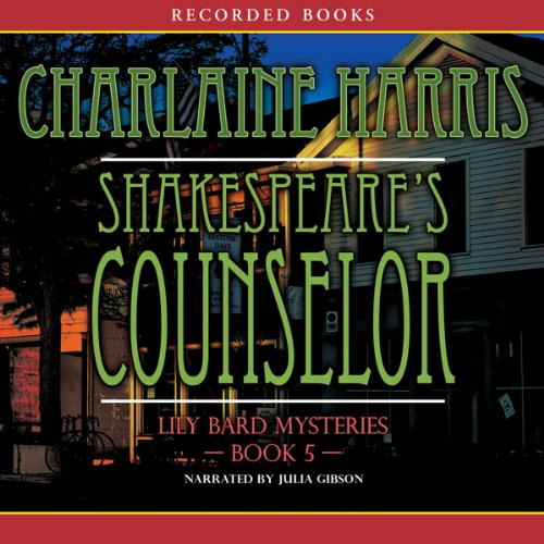 Shakespeare's Counselor: The Lily Bard Mysteries, Book 5