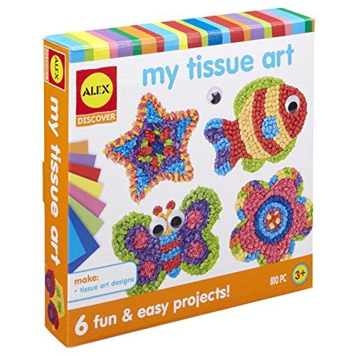 Tissue Paper Art Set