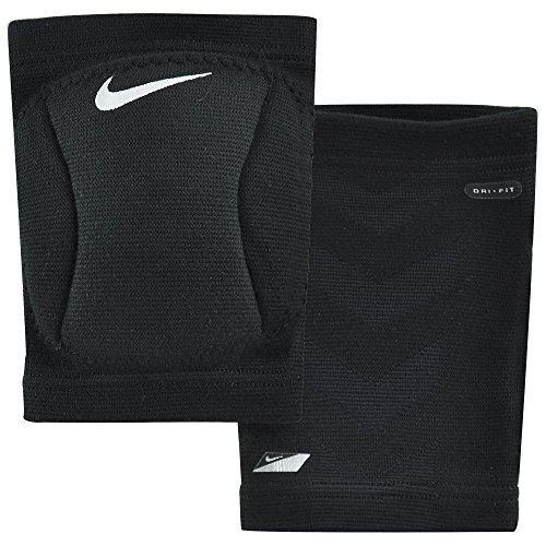Nike Streak Volleyball Knee Pad Knieschoner, Black, XL/XXL