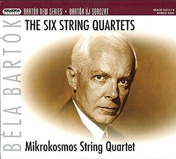 Bartók: The 6 String Quartets