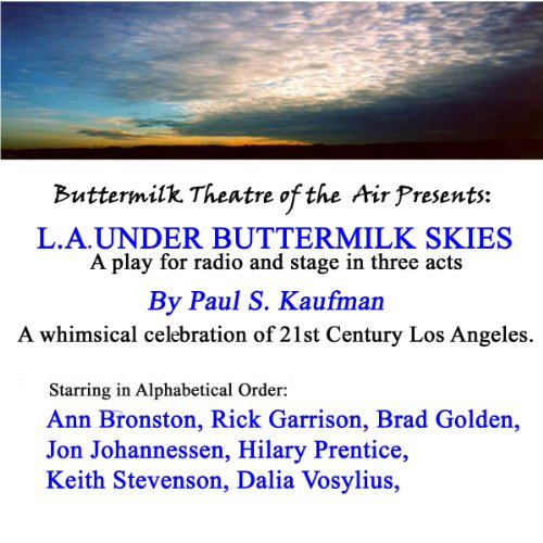 L.A. Under Buttermilk Skies cover art