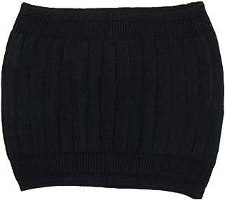 Ewanda store Women`s Winter Warm Cashmere Soft Thin Elastic Waist Support Stomach Warmer Band Waist Protector Belt