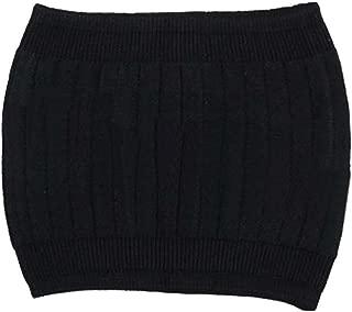 Ewandastore Women's Winter Warm Cashmere Soft Thin Elastic Waist Support Stomach Warmer Band Waist Protector Belt