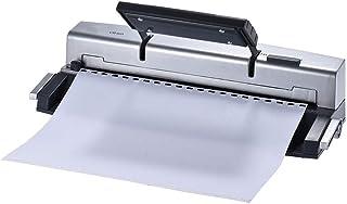 بنش A4 ورق مثقوب المقيدة آلة ورق بو بيندر لكمة لوازم مكتب المدرسة ، 21 ثقب ، 8 أوراق اللكمة ، 95 ورقة ملزمة مناسبة للعمل