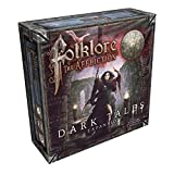 GreenBrier Games Folklore: The Affliction Dark Tales Expansion 2nd Edition Game