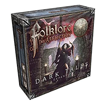 Greenbrier Games Folklore  The Affliction Dark Tales Expansion 2E Games