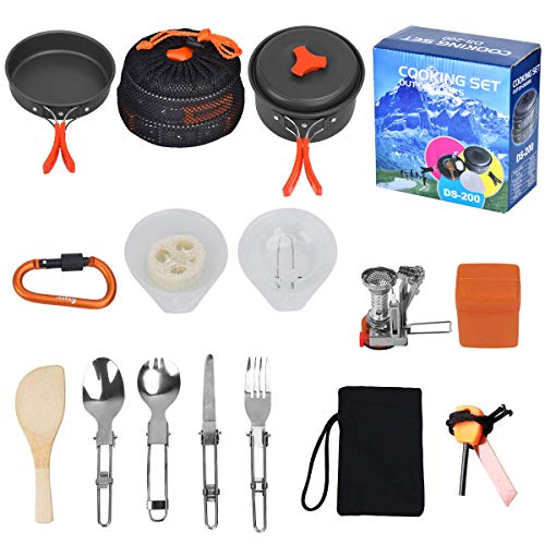 Menaje De Cocina Camping Marca Outtybrave