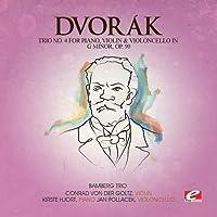 Trio 4 Piano Viol & Violoncello G Min 90
