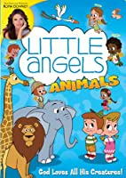 LITTLE ANGELS - Little Angels Animals by Downey, Roma [DVD-Video] (1 CD)