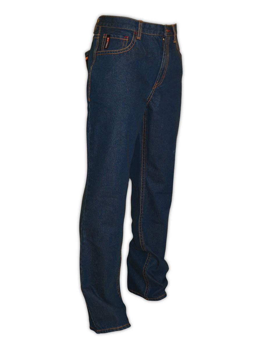 Magid Special price JD14DH Dual-Hazard 14 oz. Relaxed-Fit Jeans 5 1 Don't miss the campaign Pa Pocket