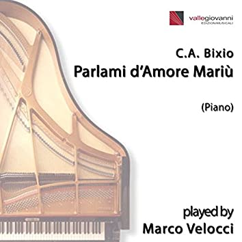 Parlami d'amore Mariù (Piano)