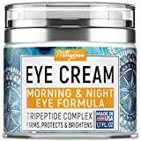 Best Organic Anti Wrinkle Creams - MARYANN Organics Eye Cream - Natural Formula Review