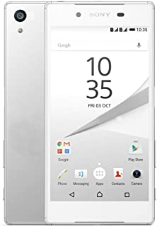Sony Xperia Z5 Dual E6633 Unlocked Quad Band Android 手机E6633-WHITE 白色