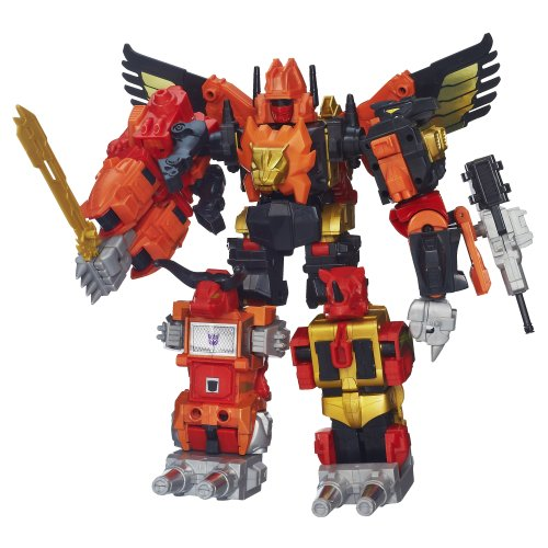 Transformers Platinum Edition Predaking Figure (Discontinued by manufacturer)