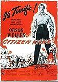 My Little Poster Plakat affiche Citizen Kane Classic Movie