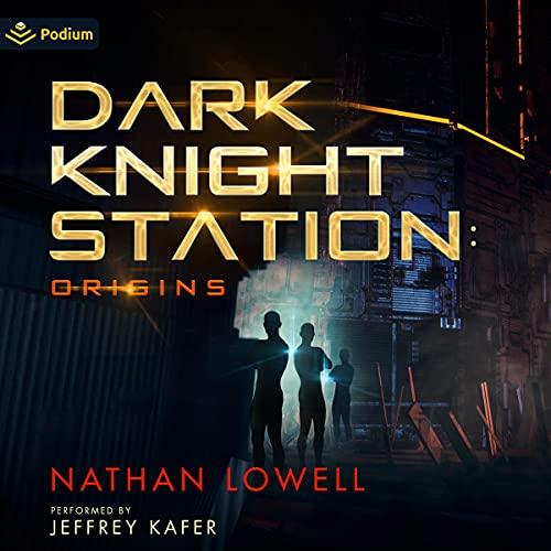 Dark Knight Station: Origins cover art