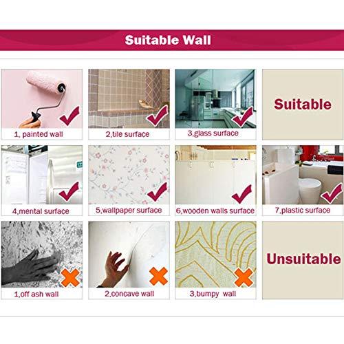Unicorn Wall Sticker Bedroom Decal Kids Room Wall Decoration Vinyl Unicorn Wall Decal Nursery Mural Sticker Birthday Christmas Unicorn Gift for Girls
