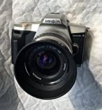 Minolta Maxxum 3 Date SLR Camera with 35-80 II Lens Zoom Kit
