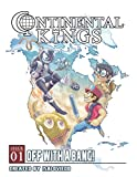 Continental Kings: #01 - Off With A Bang! (English Edition)