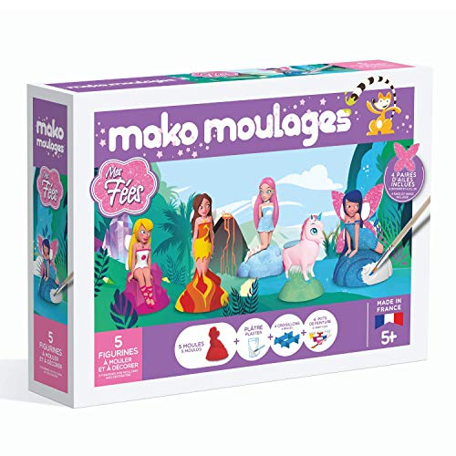 Mako Moulages - Kit Créatif - Mes Fées