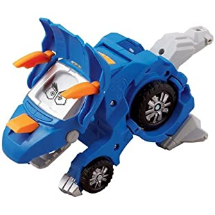VTech 122403 Switch & Go Dinos Horns the Triceratops - Blue