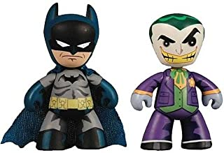 Mezco Toyz DC Universe Mini Mezitz Batman/Joker (Pack of 2)