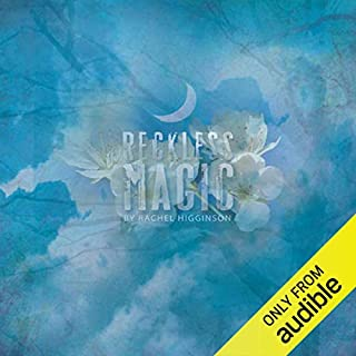 Reckless Magic audiobook cover art