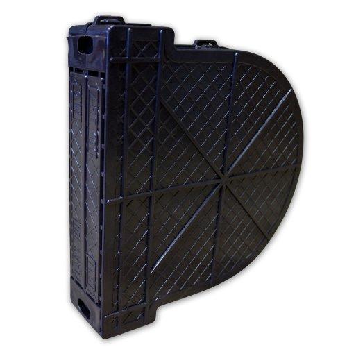 Mauerkasten für Wickler 16,5cm MAXI-Gurtband 20-24mm